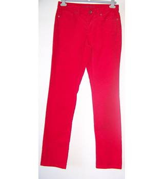 "Lands End Size 29"" Red Corduroy trousers"