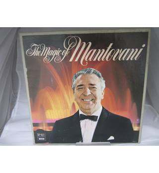 The Magic of Mantovani LP set OF 6
