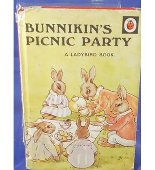 Bunnikin's Picnic Party - Ladybird Book
