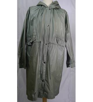 Noa Noa - Size: XL - Green - Raincoat