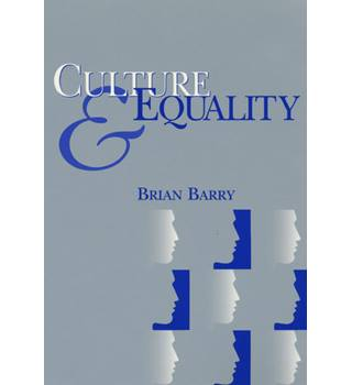Culture and Equality / Brian Barry