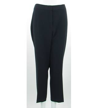 BNWOT M&S The Collection - Size: 18 X Short - Navy Blue - Slim Leg Trousers