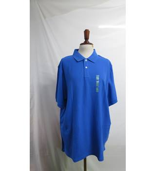 M % S polo shirt new Size x large M&S Marks & Spencer - Size: XL - Blue - Polo shirt