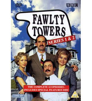 FAWLTY TOWERS THE COMPLETE COLLECTION PG