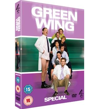 GREEN WING SPECIAL 15