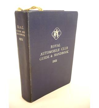 Royal Automobile Club Guide & Handbook
