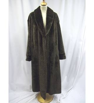 La Maison De La Fausse Fourrure - Size: S - Brown - Smart jacket / coat
