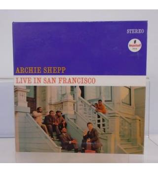 Live In San Francisco - Archie Shepp