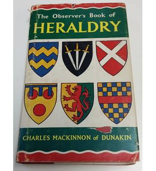 The Observer's Book of Heraldry , 1966