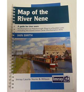 Map of the River Nene - A Guide Book for River Users (2003 Edition)