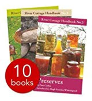 River Cottage Handbook Collection 1-10