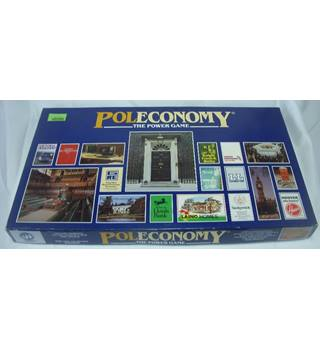 Poleconomy : The Power Game