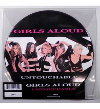 Untouchable / Love Is the Key [NUMBERED #684] Girls Aloud - 602527044804