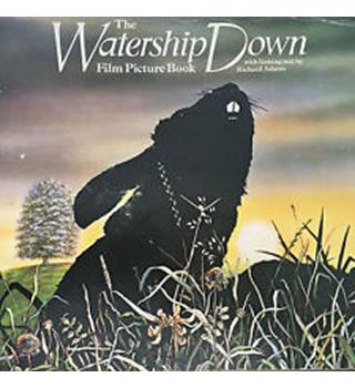 The Watership Down: Film Picture Book