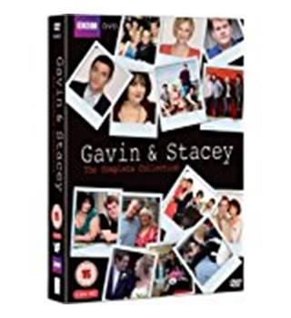 Gavin and Stacey 6 disc set complete collection 15