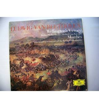 Beethoven : Wellington's Victory & Marches
