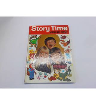 Story Time Annual 1968