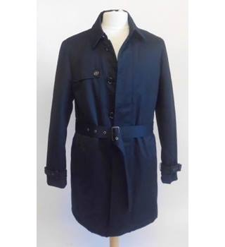Mens Trench coat by Finshley and Harding 44 inch chest