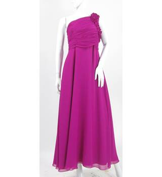 Sacha James - Size: 8/10 - Pink - Prom dress