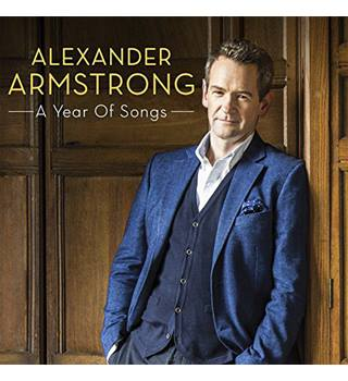 A Year Of Songs by Alexander Armstrong (New) Alexander Armstrong