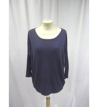 Saint - Size: S - Grey - Mid Sleeved Top
