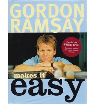 Gordon Ramsay Makes It Easy - Signed Copy