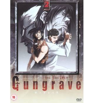 GUNGRAVE VOL. 2 THE SWEEPER 15