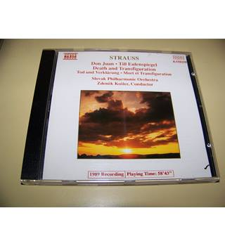 Strauss ‎– Don Juan / Till Eulenspiegel / Death And Transfiguration