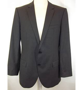 Hugo Boss - Size: XL - Grey -  Wool - Jacket