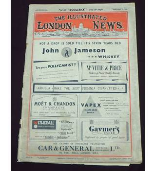 February 12th 1955 The Illustrated London News