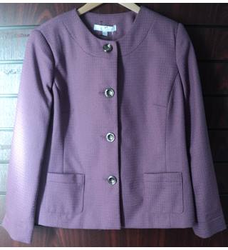 Julipa - Size: 12 - Purple - Jacket
