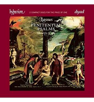 ORLANDUS LASSUS Penitential Psalms Henry's Eight
