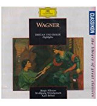 Wagner: Tristan und Isolde (highlights) CD