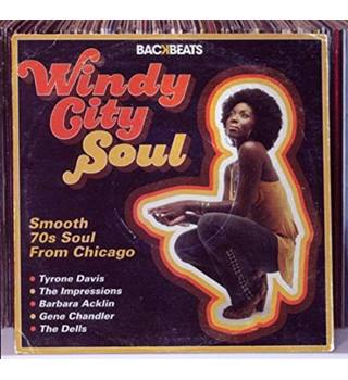 Various Artists - Windy City Soul: Smooth 70's Soul from Chicago