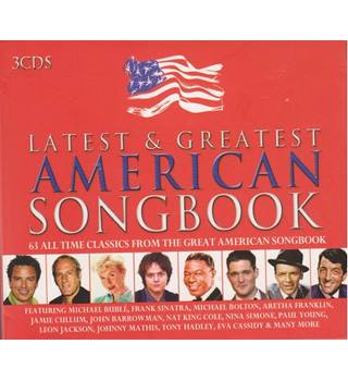 Latest and Greatest American Songbook