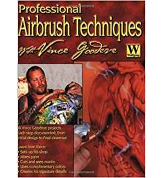 Professional Airbrush Techniques