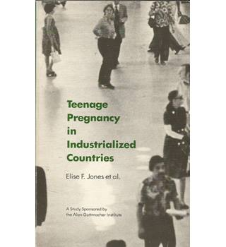 Teenage Pregnancy in Industrialized Countries
