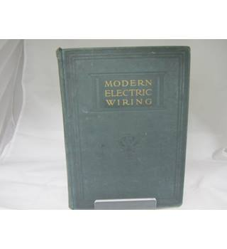 "H H Cowley book ""Modern Electric wiring"