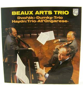 Dvorak - 'Dumky' Trio, Haydn - Trio 'All'Ongarese' Beaux Arts Trio - 6833 231