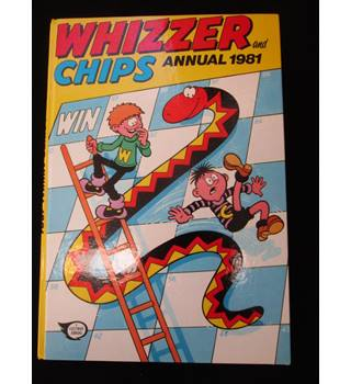 Whizzer and Chips Annual 1981