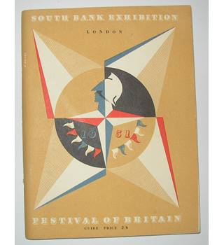 Festival of Britain:South Bank Exhibition London 1951