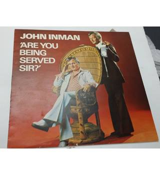Are You Being Served , Sir? , John Inman
