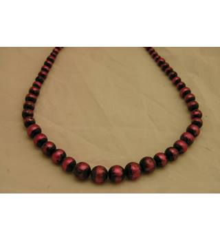 Size: Large - Pink - Necklace