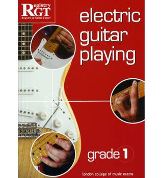 Electric Guitar Playing Grade 1