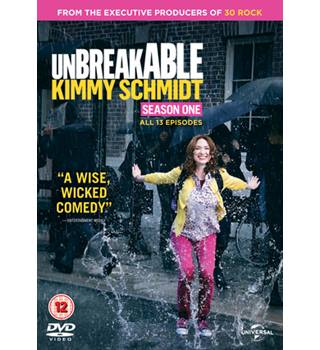 UNBREAKABLE KIMMY SCHMIDT SEASON ONE 12
