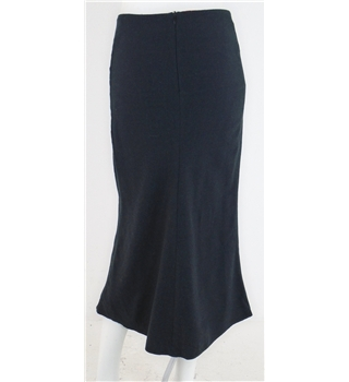 Joseph Size S Charcoal Mid length Pencil Skirt