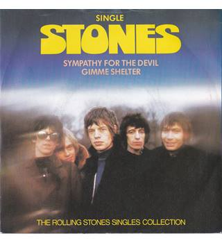 Sympathy For The Devil/Gimme Shelter. Rolling Stones - STONE 12