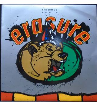 The Circus (Remix) - Erasure - Mute 66