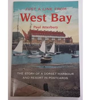Just a line from West Bay - Paul Atterbury