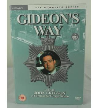 Gideon's Way The Complete Series